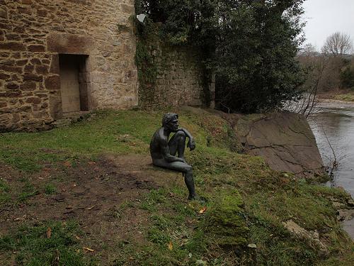 Estatua-del-Hombre-Pez-de-Lierganes
